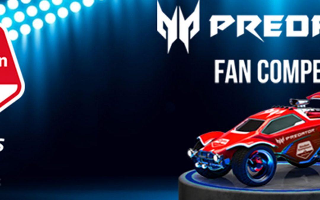 Keuken Kampioen Divisie Esports Predator Fan Competitie gaat bijna van start!