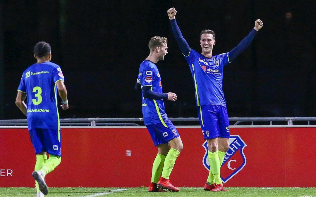 TOP Oss pakt verdiende winst in Utrecht 0-1