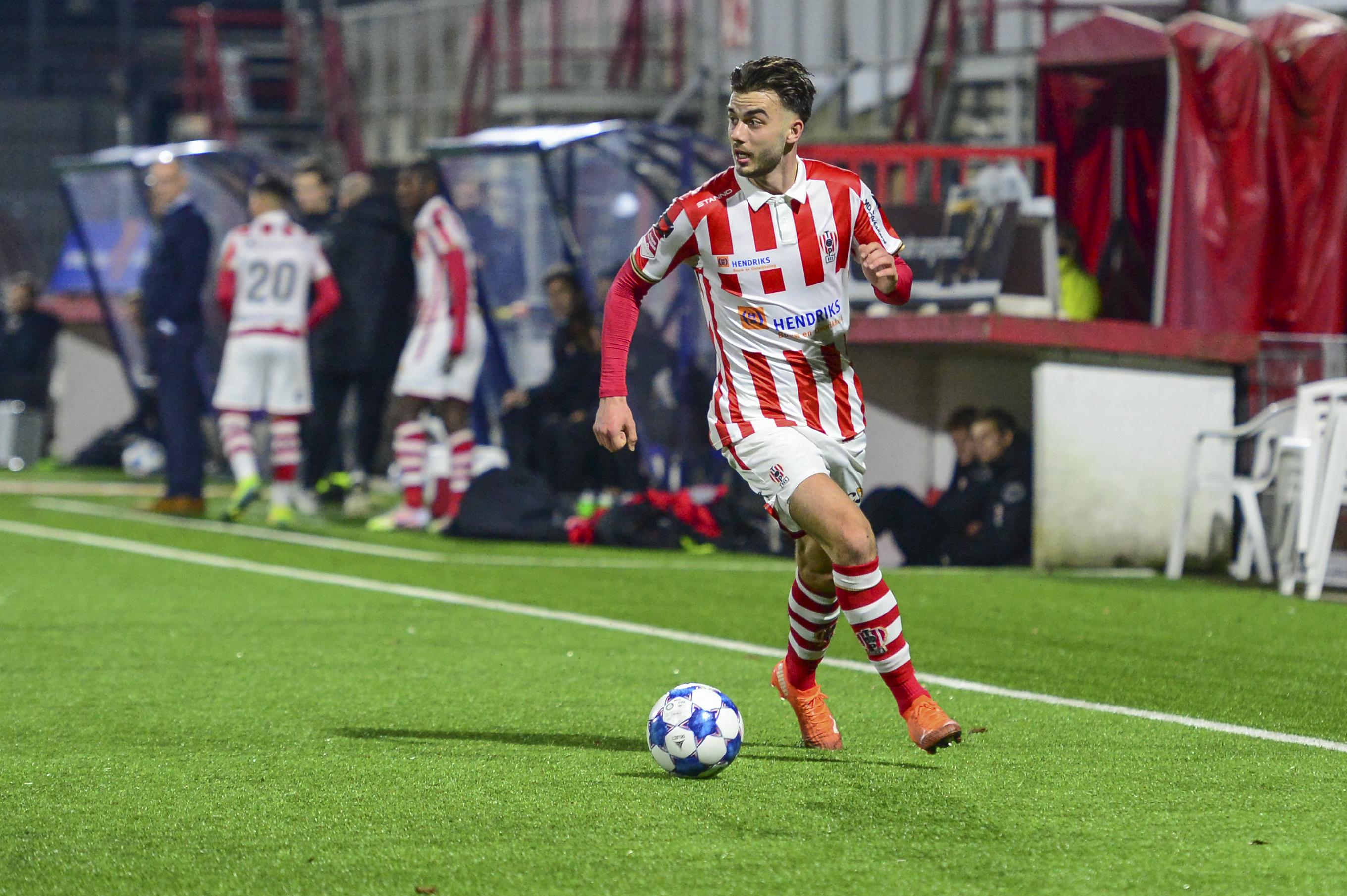 Livio Milts: Creatieve speler afkomstig uit een ware voetbalfamilie