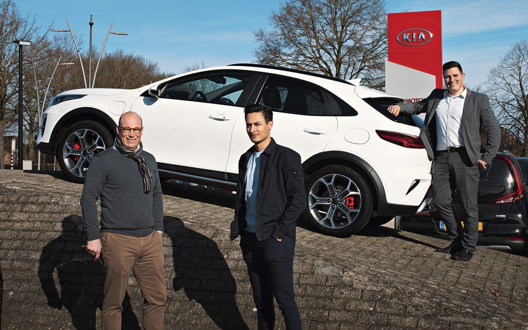 Auto Huiskes en Vidox Media: Een mooi voorbeeld van onderling zaken doen tussen businessclubleden van TOP Oss