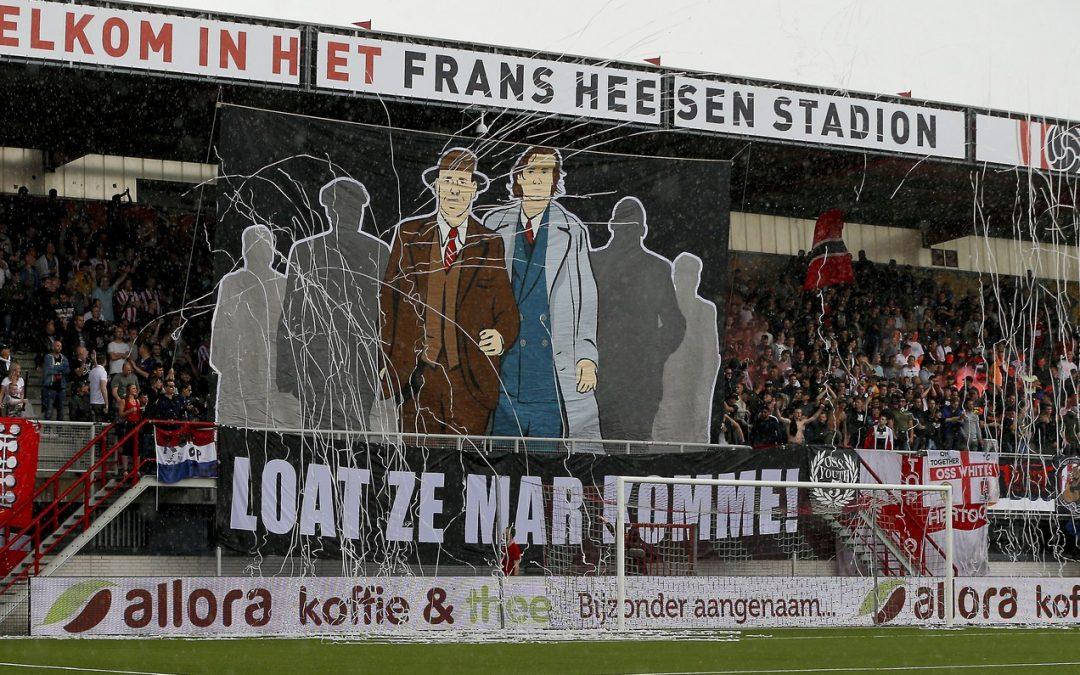 Publiek welkom bij TOP Oss – Jong FC Utrecht!