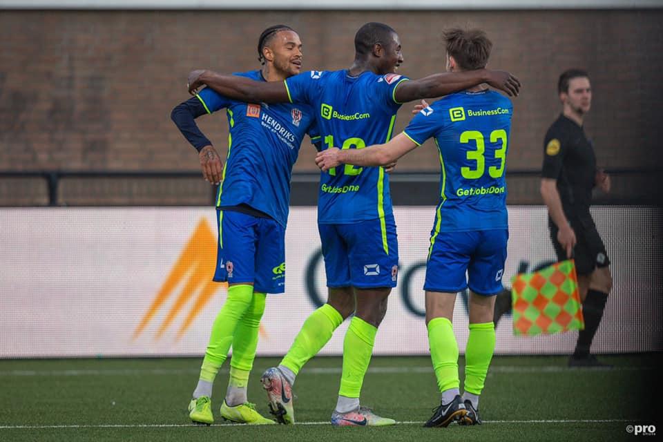 Remise in Helmond voor TOP: 1-1