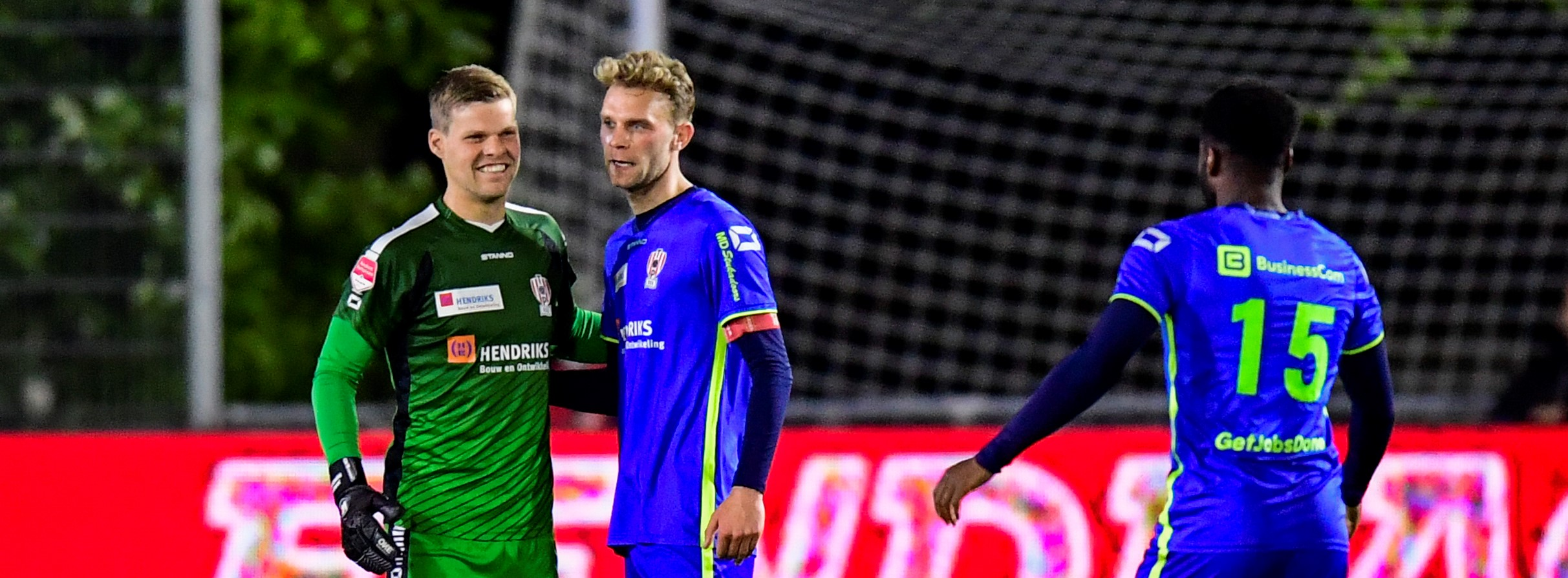 TOP Oss en Jong PSV scoren niet in attractief duel