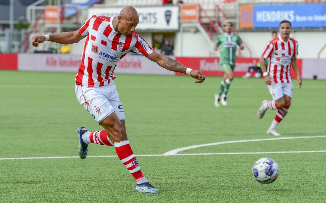 TOP Oss te sterk voor FC Dordrecht 3-0