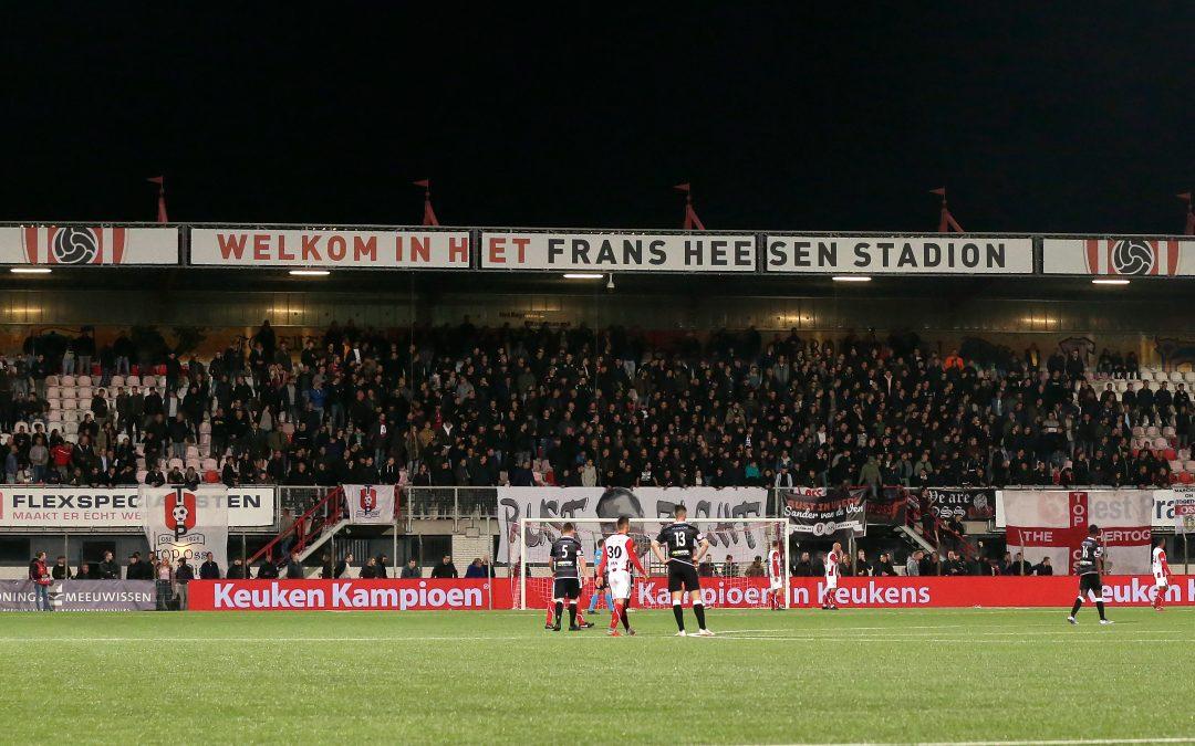 Alleen online verkoop; NAC Breda thuis